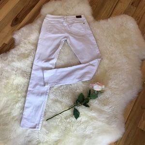 Bullhead white jean, size 1 regular